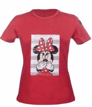 HKM T-Shirt Kids Disney Love Minnie