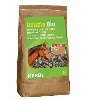 Kerbl Lekkerwürfel Delizia Bio Classic