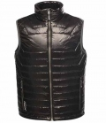 Textil Weste Unisex Icefall super leicht - schwarz