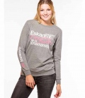 Eskadron Sweat Shirt Damen Dodo Long Women FS´18 - anthramela