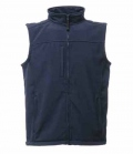 Textil Weste Softshell  Unisex - blau
