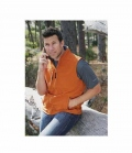 Textil Weste Softshell  Unisex - orange