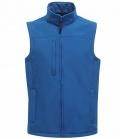 Textil Weste Softshell  Unisex - oxfordblue