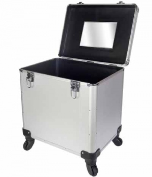 HKM Putzbox Alu-Elements mit Rädern