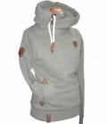 Naketano Sweat Shirt Darth hoher Kragen 49,95€ - melange