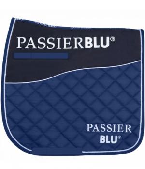 Passier Schabracken Blu mit Silikon Sattellage
