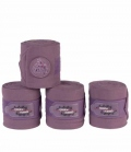 Eskadron Bandagen Fleece Set New Generat. FS´18 - 58purple