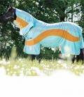 Horseware Ekzemerdecke Amigo Vamoose Evolution - aqua-orang
