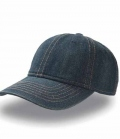 Textil Cap Atlantis Dynamic 100%Baumwolle - denim