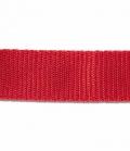 Waldhausen Sicherheits Nylonhalfter mit Klett - rot