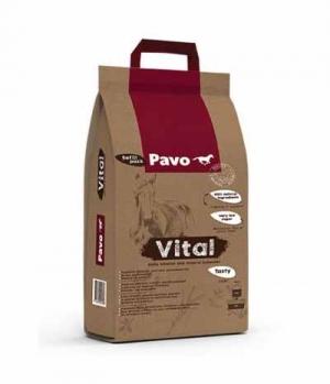 Pavo Pavo Vital Mineralfutter Nachfüllpack