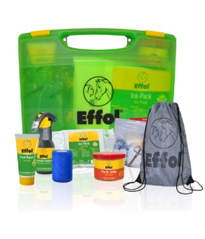 Effol First Aid Kit Ice Pack,Pferdesalbe,Banda