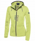 Pikeur Jacke Damen Materialmix Fabella Sale - lime