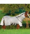 Horseware Fliegendecke Rambo Flybuster Vamoose Sal - oatmeal