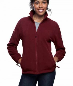 Textil Fleecejacke Damen North 300g
