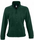 Textil Fleecejacke Damen North 300g - grün
