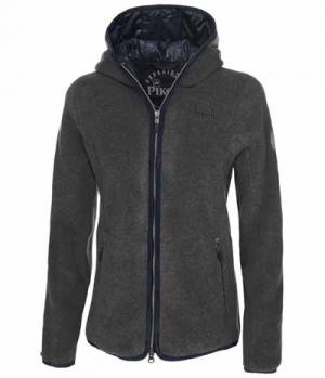 Pikeur Jacke Fleece Frida Outdoor Kapuze HW´18