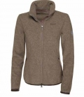 Pikeur Jacke Fleece Damen Katia HW´18 - walnuss