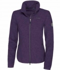 Pikeur Jacke Fleece Damen Katia HW´18 - grape
