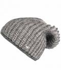 Pikeur Mütze Beanie Metallic Garn HW´18 - grau