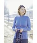 Covalliero Shirt Funktion Bianca HW´18 - blue