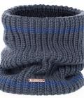 Covalliero Loop Strick Fleece Innenseite HW´18 - dkl.blau