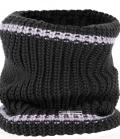 Covalliero Loop Strick Fleece Innenseite HW´18 - schwarz