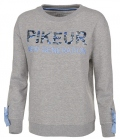 Pikeur Sweat Shirt Damen Glaw Rundhals  HW´18 - anthracite