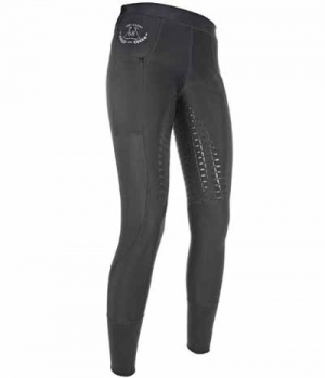 HKM Reitleggings Youth Mesh ***