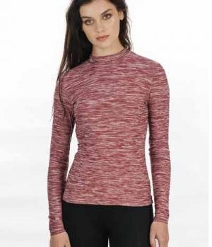 Horseware Shirt Damen Keela Base Layer Stehkragen