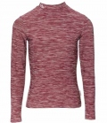 Horseware Shirt Damen Keela Base Layer Stehkragen - garnet red