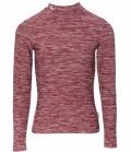 Horseware Shirt Keela Base Layer Stehkragen - garnet red