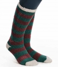 Horseware Socken Softie kuschelig - garnet str