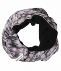 Horseware Loop Reversible Fleece Snood - grau gemus
