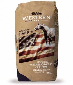 Western Basic Haferfrei