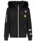 Imperial Riding Jacke Damen Bomber Special Facts HW´18 - schwarz
