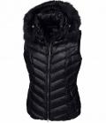 Pikeur Weste Taja Premium Kollektion HW´18 Sale - schwarz