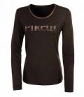 Pikeur Shirt DamenTiny Langarm Premium Sale - coffeebean