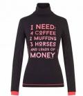 Imperial Riding Rollkragen Shirt  Cheeky Sale 29,95€ - schwarz