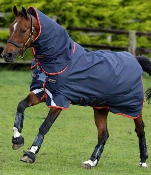 Horseware Turnoutdecke Amigo Bravo12 Plus100g