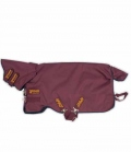 Horseware Turnoutdecke Amigo Hero ACY All in One - burgundy