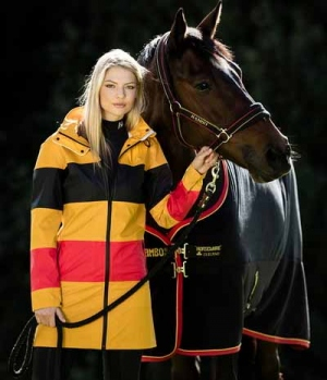 Horseware Abschwitzdecke RAMBO Softie Fleece