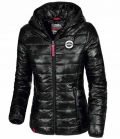 Eskadron Jacke Damen Cara Stars Stepp HW´18 - darkshadow