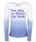 Eskadron Shirt Women Longsleeve HW Sale 29,95€ - hellblau