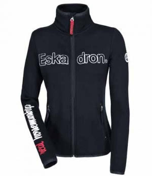 Eskadron Shirt Zip Fleece Nicky Women  HW´18