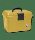Waldhausen Putzbox aus robustem Kunststoff - senf