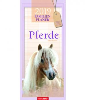 Familienplaner Pferde 2019