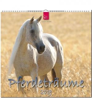 Hippobook Kalender 2019 Pferdeträume Stürtz