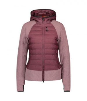 Euro-Star Jacke Damen Lucia Funktion Materialmix