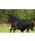 Horseware Turnoutdecke Amigo Bravo 12 Plus 250g - schwarz